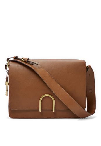 ... info for de957 877df womens handbags and purses Fossil Brown Leather  Shoulder Bag Source · Buy ... 11f71e7cfc