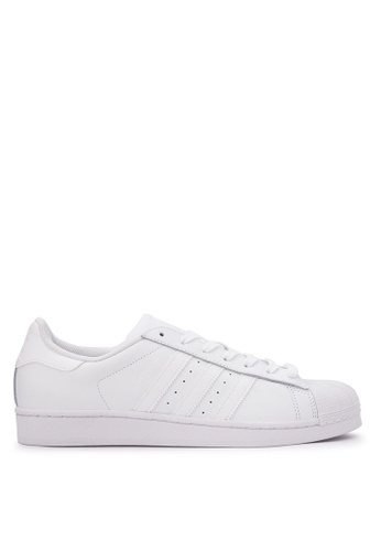 ADIDAS white adidas originals superstar AD372SH81ORQMY_1