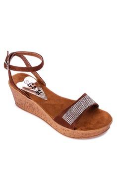 Livorno Wedge Sandals
