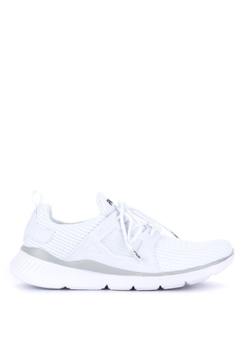 Fila white Wave Lite Running Shoes A065FSHF870EF1GS_1