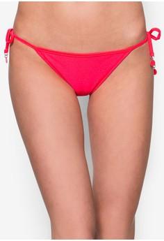 Shimmer Tie Side Hipster Bikini Bottom