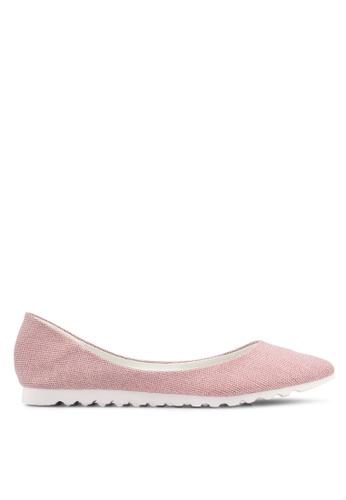 BETSY pink Ballerinas EB909SH57A8823GS_1