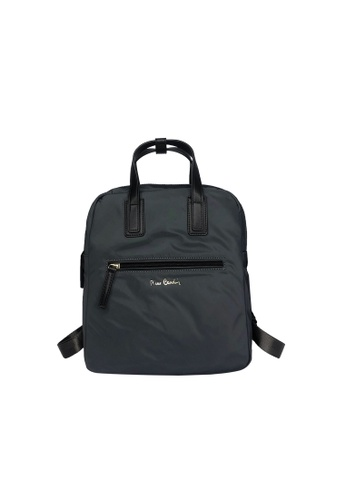 Pierre Cardin grey Pierre Cardin Premium Medium Backpack 421BBACFC20D03GS_1