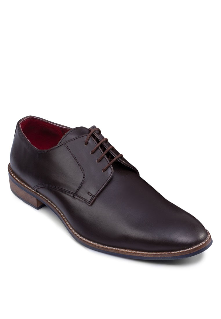 Leather Lace Up Dress Shoes