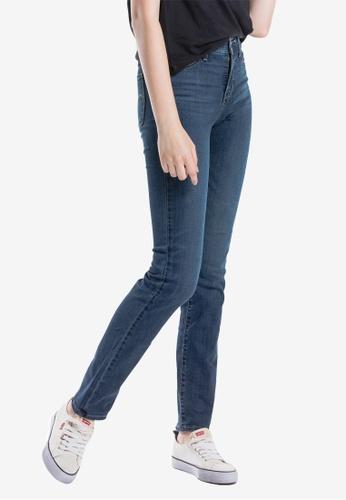 6d0d7dde Shop Levi's 312 Women's Shaping Slim Jeans Online on ZALORA Philippines