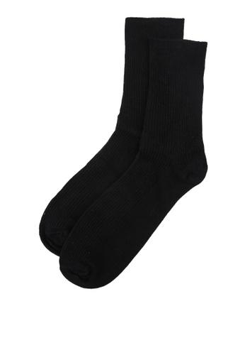 H&M black Bamboo-Blend Socks 1BFBDAAF98E266GS_1