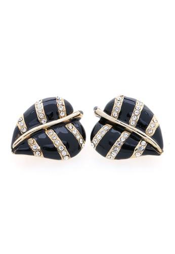 1901 Jewelry black 1901 Jewelry Black Leaf Clip 19910AC32NWLID_1