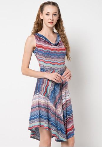 WHITEMODE blue Luz Dress WH193AA53AMKID_1