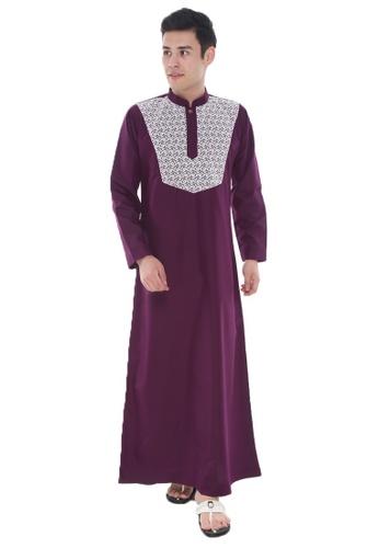 Amar Amran purple Jubah Adam 8A40EAAA7F92A2GS_1