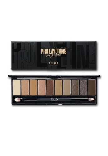 Clio Professional n/a Clio Professional Pro Layering Eye Palette 1 Originality 6BC86BEF8BDE66GS_1
