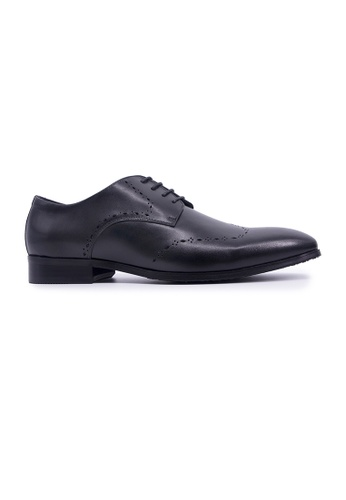 Hanson Bootmaker black Hanson Bootmaker Lace-up Derby - Black 44C9ESH7140E25GS_1