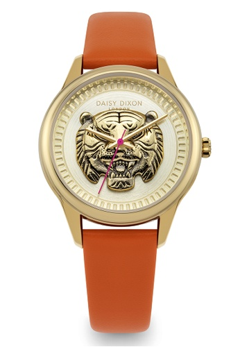 Daisy Dixon Watch gold Lily #29 Ladies Watch ABF00ACEE4B777GS_1