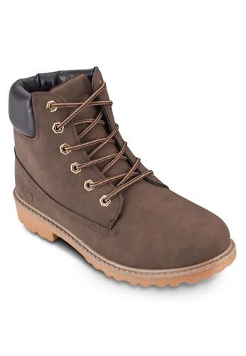繫帶短zalora鞋子評價靴, 鞋, 靴子