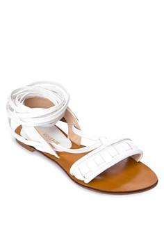 Amalfi Flat Sandals