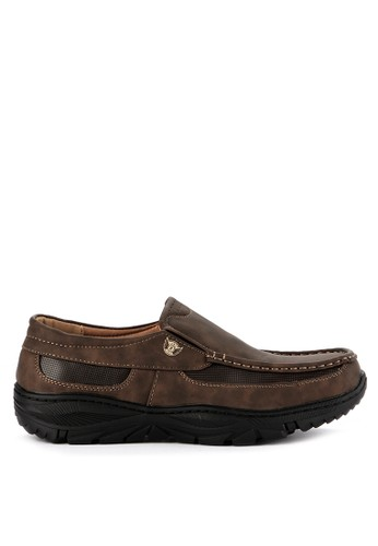 Rocklander brown Rocklander Shoes RO753SH0UYF6ID_1