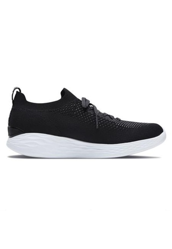 Skechers black You Sneakers 30EA9SHF74901CGS_1