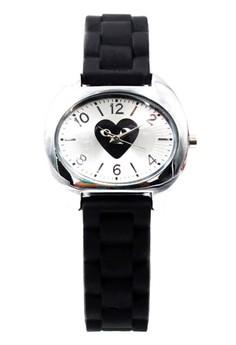 Play Lyn Silicon Strap Watch 3028L
