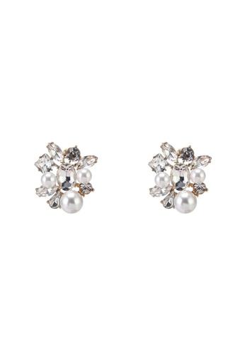ALDO white Elraviel Earrings F8C1CAC62937C9GS_1
