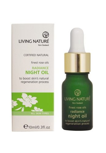 Living Nature black and white Radiance Night Oil LI761BE53MBAMY_1