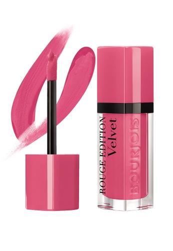 Bourjois Rouge Edition Velvet Lipstick #11 So Hap'pink BO885BE34NGVSG_1