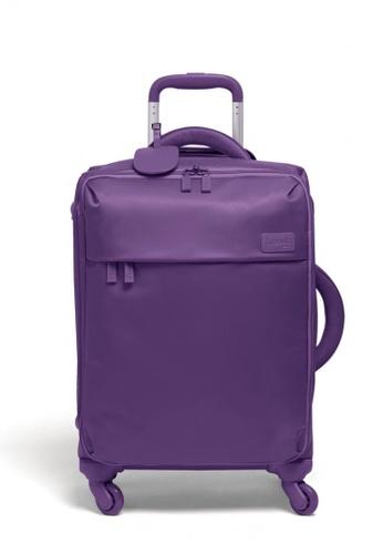 Lipault purple Lipault Originale Plume Spinner 55/20 FL F39C3AC5C8178BGS_1