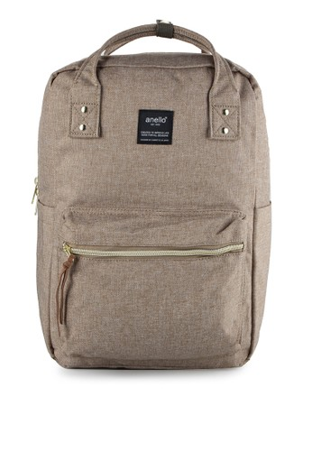 Anello brown Square Daypack AN804AC03WAUID_1