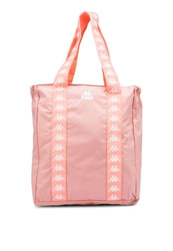 Kappa pink Unisex Authentic Shopping Bag B2698ACA70C2EDGS_1