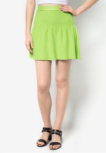 esprit香港門市褶飾短裙, 服飾, 迷你裙