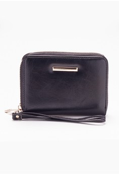 Detachable Wristlet Wallet