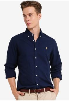 huge discount 3cd49 2b29e Buy Polo Ralph Lauren Men Shirts Online   ZALORA Malaysia