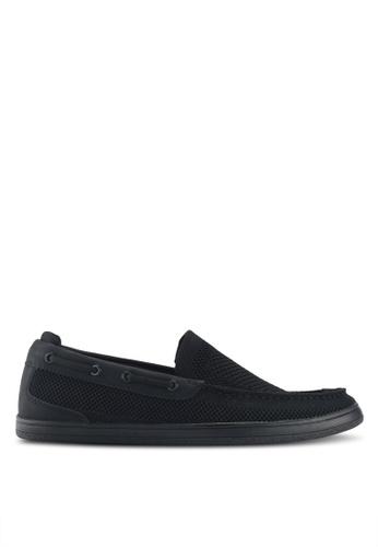 ALDO black Gralewet Loafers EB607SH62E33A7GS_1
