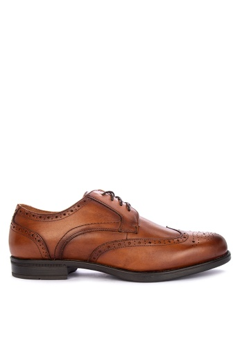 FLORSHEIM brown Fairfield Formal Shoes 6DE64SHF50EFE0GS_1