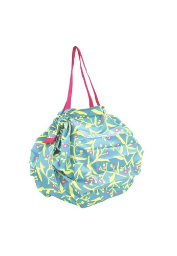 Shupatto multi Shupatto Foldable Tote (M) - Flower 2DF56ACEF38872GS_1