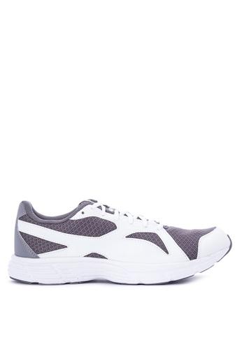 Puma grey Axis V4 Grid Training Shoes PU758SH0KIZUPH_1