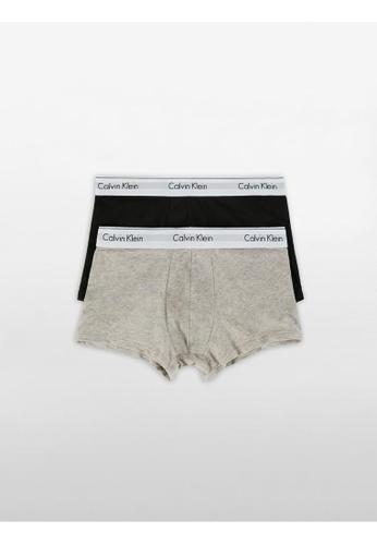 Calvin Klein Calvin Klein Modern Cotton Stretch Trunk 2 Pack 74277USD0D5C6CGS_1
