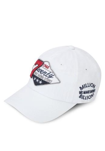 7venth 棒球鴨舌帽esprit台灣, 飾品配件, 鴨舌帽