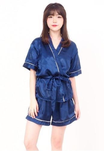 Pajamalovers Keiko Blue