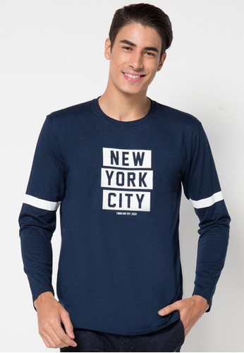 Long Sleeve New York City