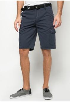 Unltd Col. Cargo Shorts W/ Belt