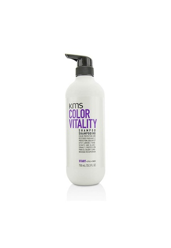 KMS California KMS CALIFORNIA - Color Vitality Shampoo (Color Protection and Restored Radiance) 750ml/25.3oz 73429BE00F14A7GS_1