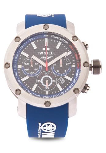 TW Steel blue TW925 Yamaha MotoGP Analog Watch TW310AC0KM8IPH_1
