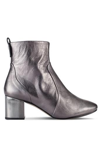 Carvela KG grey Strudel Ankle Boots CA459SH79AFSMY_1