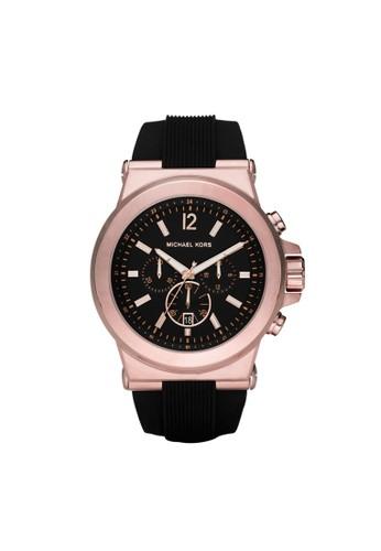 Dylan三眼計時腕錶 MK8184, 錶類, 時esprit台灣網頁尚型