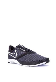 2017 Europe 2017 Fresh Nike Flex Supreme TR 5 Training Shoe BlueWhite
