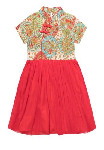 bhatara batik red and multi LUNA KIDS CFC2FKA3EC6118GS_1