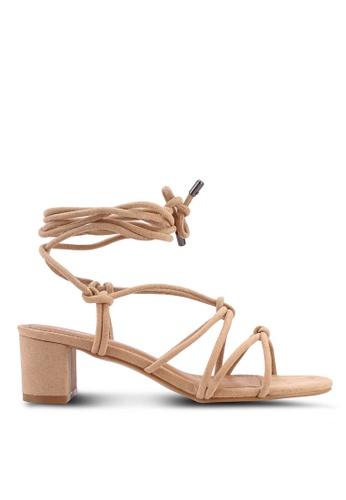 Rubi 多色 Victoria Knot Heels 947A1SH2B3771FGS_1