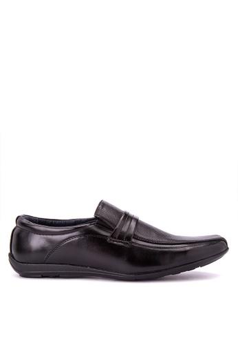 H2Ocean black Formal Shoes Slip On H2527SH0J9TLPH_1