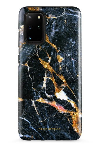 Polar Polar black Winter Forest Samsung Galaxy S20 Plus 5G Dual-Layer Protective Phone Case (Glossy) 6B767ACA817C56GS_1