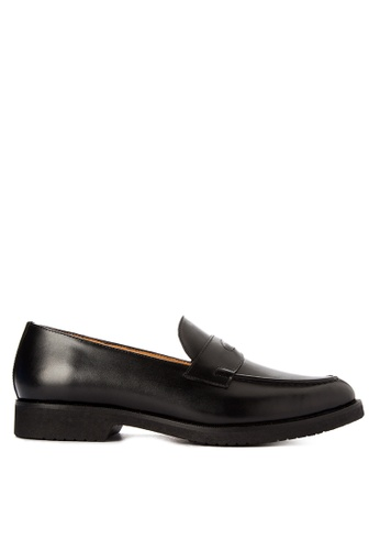 Bristol Shoes black Laredo Black Loafer BR842SH0JID6PH_1