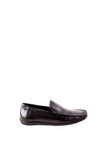 Otto black Slip-On Loafers 4189DSHA1498BCGS_1